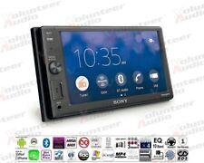 Sony XAV-AX1000 Double Din Apple CarPlay Media Player Radio Bluetooth USB NO CD