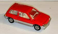 Rare Tomy Tomica #17 Honda Civic, 1:58 Die Cast Red White Int.