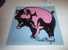 PINK FLOYD STICKER NEW 2009 VINTAGE OOP RARE COLLECTIBLE