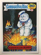 Garbage Pail Kids Topps Sticker 2015 30th Anniversary Marshmallow Man 4a