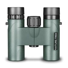 Hawke Nature Trek 10 x 25 Binoculars in Green #35053 (UK Stock) BNIB