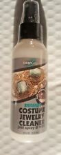 Kleenway Instant Costume Jewelry Cleaner just Spray and wipe 4 oz