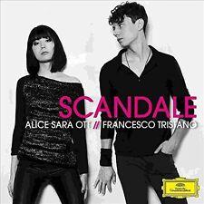 ALICE SARA/TRISTANO,FRANCESCO OTT - SCANDALE   CD NEU