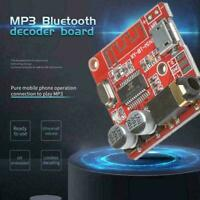 3.7V-5V Mini Bluetooth Audio Lossless Decoder MP3 Receiver Amplifier Module O1A7