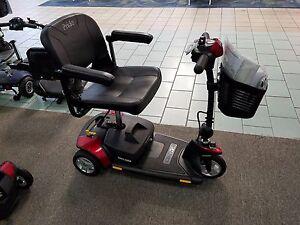 Pride Mobility Go-Go Elite Traveller 3-Wheel Scooter