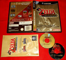THE LEGEND OF ZELDA THE WIND WAKER EDIZIONE LIMITATA GameCube Ver Spagnola - FG