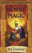 Norse Magic Book ~ Wiccan Pagan Celtic Supply