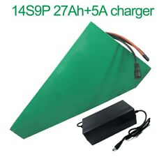 Fanless 52V 2A Lithium ion LiPO Smart Battery Charger