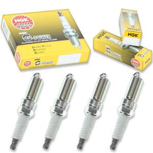 4 pcs NGK G-Power Spark Plugs for 2005-2010 Chevrolet Cobalt 2.0L 2.4L  2.2L qd