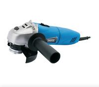 "Draper Angle Grinder 500W 115mm 4.5"" Inch 230v Heavy Duty Cutting Grinding Tool"