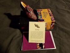 Just The Right Shoe Baroness 25085 Miniature Shoe Coa
