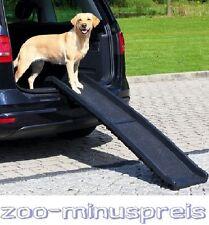 Hunde Rampe für KFZ  156 x 40 cm bis 90 kg Tiergewicht, klappbar