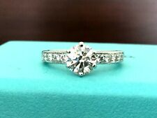 83355b924eedc Tiffany & Co.. Natural Solitaire with Accents Fine Rings for sale | eBay