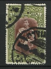 Thailand Sc# 156, Used, Hinge Remnants - S413