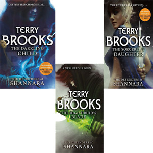 Defenders Of Shannara Series 10 Collection 3 Books Set Terry Brooks NEW
