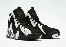 NEW Sz 10 Men's Reebok Kamikaze II FY7512 OG Sonics Shawn Kemp Green White Black