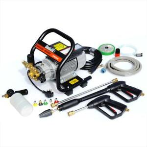 Blackline 1.8kw Induction Motor Commercial Quality Pressure Washer - CPW2030