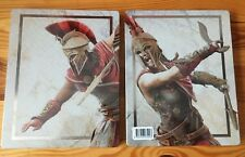 ASSASSIN'S CREED ODYSSEY NEW in FOIL STEELBOOK PS4 PC XBOX G2 SIZE METAL CASE