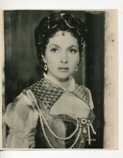 King, Queen, Knave-Gina Lollobrigida-7x9.5-B&W-Promo-Still