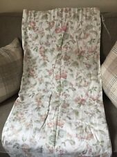 Laura Ashley Vintage Melrose curtains, Fully Lined Pencil Pleat Heading