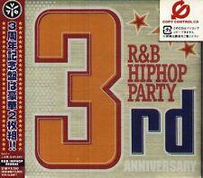 R&B/HIPHOP PARTY - 3rd Anniversary - Japan 2 CD Vybz Kartel Kananga Jojo Rok One