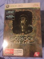 bioshock collector's edition for xbox 360 compatible for Xbox One