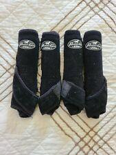 New listing Professional's Choice VenTECH Elite 4 Pack BLACK L Large SMB Sport Medicine Boot
