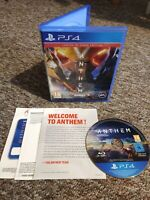 Anthem Legion Of Dawn - Sony PS4 Game - Private Seller - FAST & FREE P&P!