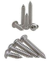 Grade 8.8 High Tensile Socket Head Cap Self Tapping Screws Ni Plated M4 M5 M6