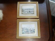 Reproduction Art Prints L.S. Lowry Black