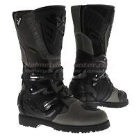 Sidi Adventure 2 Gore-tex Goretex Motorcycle Boots Grey, Fast 'N Free Shipping