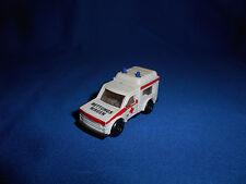 German Ambulance #3 Emergency Medical Vehicle Toy Plastic Toy Kinder Surprise