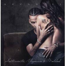 Arcángel, Arcangel - Sentimiento Elegancia y Maldad [New CD]