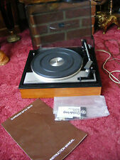 Vintage Garrard SP25 MKIV MK4 with Goldring Cartridge Record Player Turntable