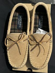 Mens SPERRY M Elroy Trapper Moccasins Size 11