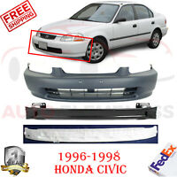 New Front Bumper Impact Absorber For Honda Civic HO1070130 2001-2005
