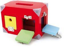 Gioco motricità Casa/casetta delle chiusure per bambini in legno
