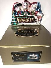 Polonaise by Kurt Adler Peanuts and Gang 50th Anniv. Holiday Ornament
