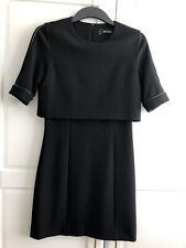 Black Kooples Dress-Excellent Condition-Size 34/8-Smart,formal,work-*Sold Out*