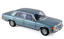 Mercedes 450 SEL 6.9 W116 (1976) bluegrey metallic 1:18 Norev 183457