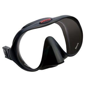Hollis M-1 Frameless Mask Scuba Snorkeling Tech Diving Free Dive BK 205.4500.07