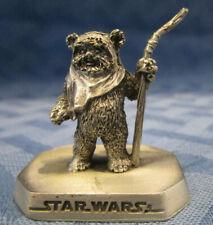 Rawcliffe Pewter Star Wars, Ewok, 1994, #Rf956