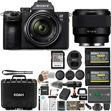 Sony Alpha A7 III + Mavic Pro 2 Zoom + Heavy Cases (Videographer Bundle)