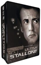 ULTRA STALLONE Coffret Métal - 8 DVD / NEUF cellophané