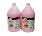 LaPalm Products - Massage Lotion With Aloe  Vitamin E- Mango - 2 gallon