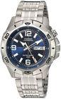 Casio Mens Super Illuminator Analog Quartz Stainless Steel Watch MTD1082D-2AV