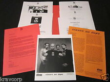 SLAVES ON DOPE 'INCHES FROM THE MAINLINE' 2000 PRESS KIT—PHOTO