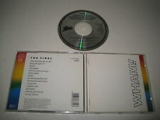 WHAM The Final (Epic / CD EPC 88681 ) CD Album
