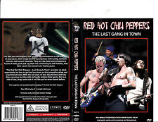 Red Hot Chili Peppers:The Last Gang In Town-2003-Music Band R-DVD