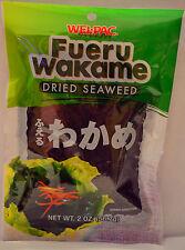 Fueru Wakame Dried Seaweed - US Seller Fast shipping